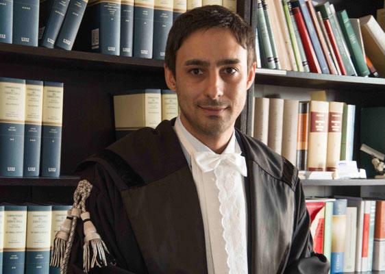 Avvocato Cristian Marchello